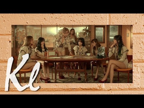 AOA - EXCUSE ME (Official instrumental) Snippet Edits