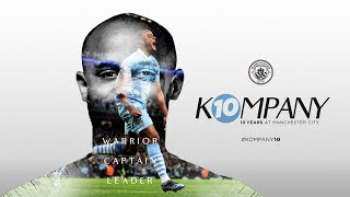 10 YEARS A BLUE | VINCENT KOMPANY'S BEST MOMENTS