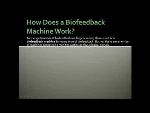 bio feedback machine