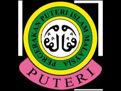 LIRIK LAGU PUTERI ISLAM MALAYSIA
