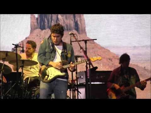 John Mayer - Can't Find My Way Home - Darien Lake Corfu, NY - August 13, 2013