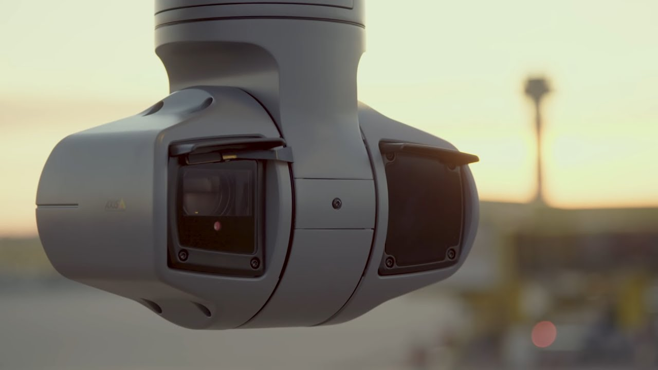 For the toughest conditions – AXIS Q6215-LE PTZ Network Camera
