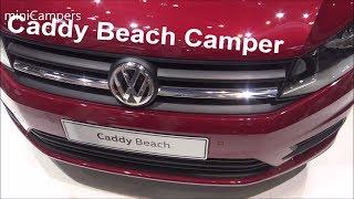 miniCamper VW Candy Beach 2018