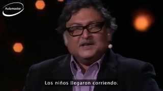 Sugata Mitra, Educacion Obsoleta, Subtitulos Español