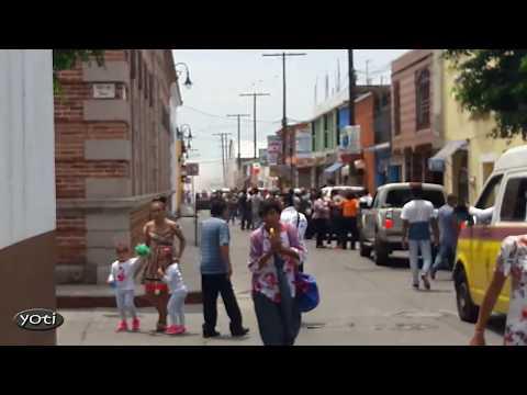 Dramatic Mexico City Earthquake footage (Prt 3)