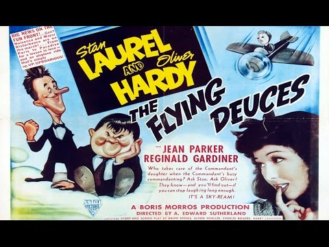 The Flying Deuces (1939) 1080p