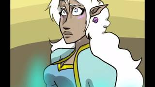 Blessed Messiah And The Tower Of Ai Voltron Animatic AU
