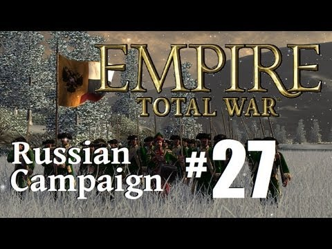 Empire Total War - Russian Campaign Part 27: Advance on Jerusalem