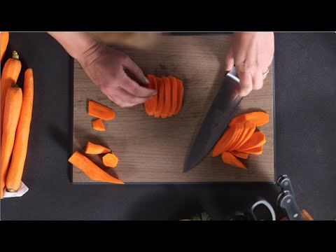 Knife Skills 101: Master the Slice, Dice and Julienne