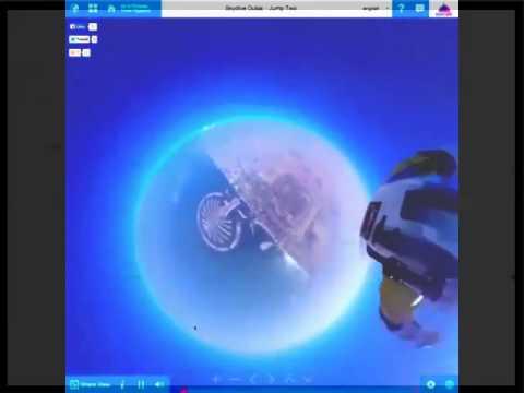 Dubai 360 Virtual Tour SkydiveDubai