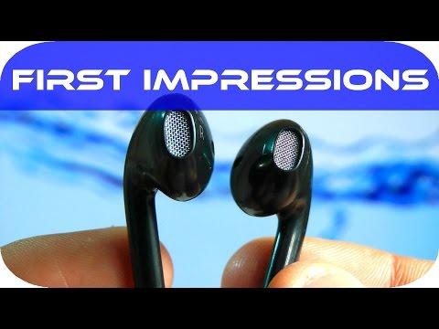$2 Apple Earpods Earphones First Impressions!