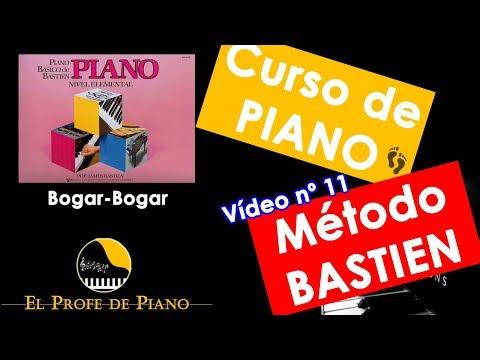 Metodo BASTIEN piano elemental Clase 11 - Clases de piano - Aprende piano FACIL y SIN ESFUERZO