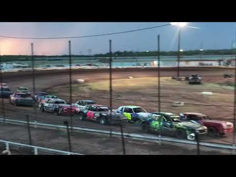06/30/2018 Kendall's Feature @ Abilene Speedway