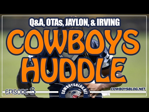 Cowboys Huddle Episode 3