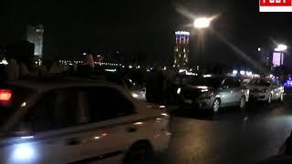 L'Ambiance des Algeriens dans les rues du caire  Par Vincent Kamto.avi