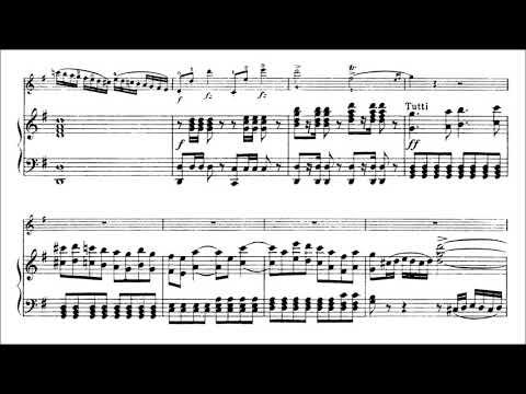 Schatz, Carl Violin Concertino No.1, Op.23 For Violin + Piano