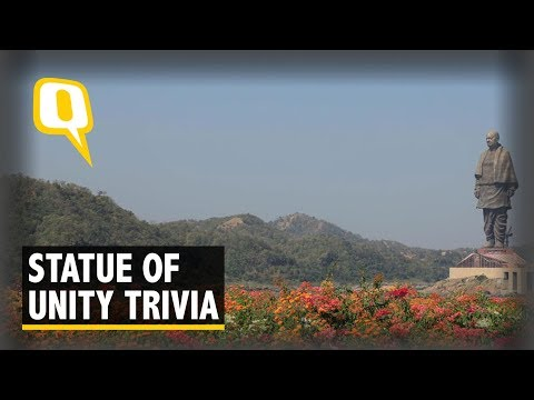 Statue of Unity: Interesting Facts You Didn't Know About World's Tallest Statue| The Quint