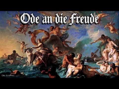Ode an die Freude ✠ [Anthem of Europe][+ english translation]