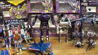 G1 Transformers Review: The Decepticon Army