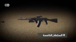 غرافيك: بندقية هجومية متطورة بين أيدي مقاتلي داعش في سيناء