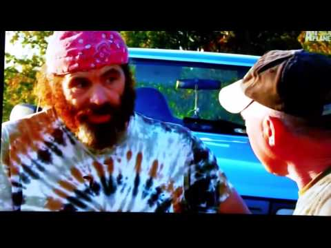 Wild Bill Mountain Monsters Funny Moment