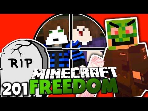 SIE MÜSSEN STERBEN! - DIE JAGD AUF GLP UND ZOMBEY! ✪ Minecraft FREEDOM #201 | Paluten