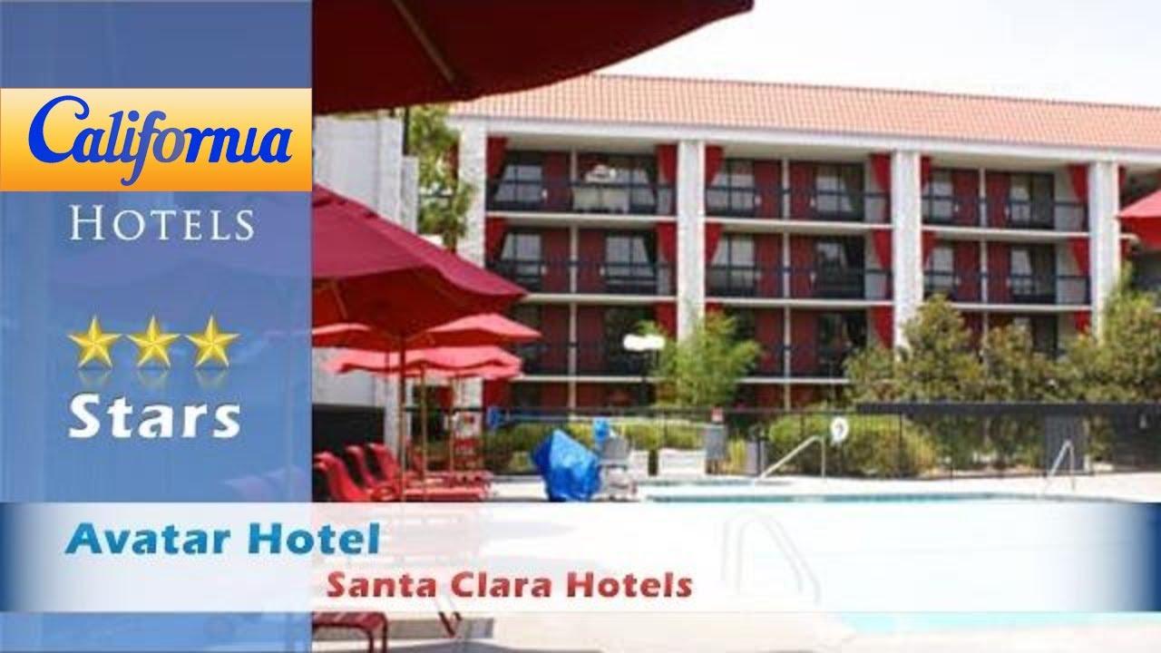Avatar Hotel A Joie De Vivre Santa Clara Hotels California