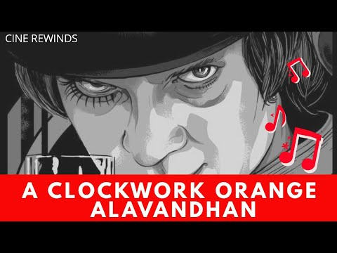 A Clockwork Orange In Aalavandhan | #StanleyKubrick| #AClock