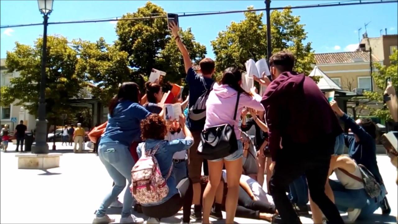 Visita Aranjuez | Escuela Cuarta Pared - YouTube