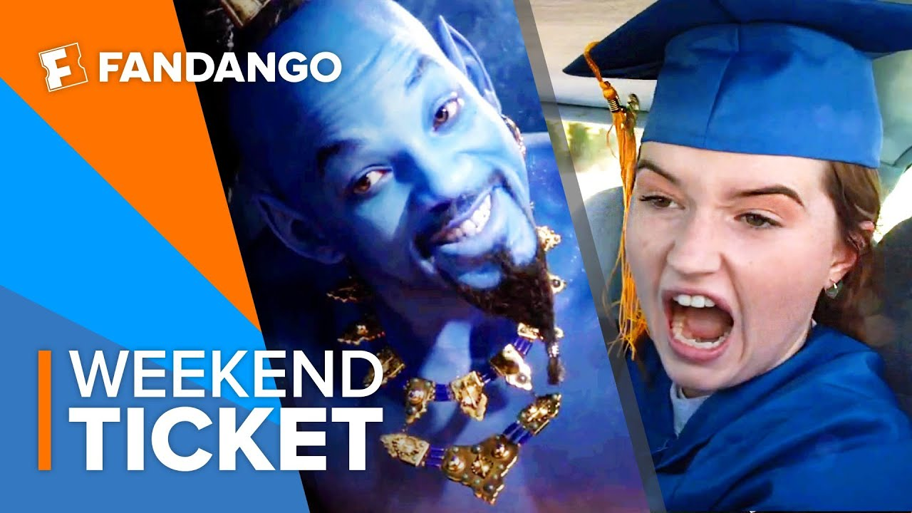 In Theaters Now: Aladdin, Booksmart | Weekend Ticket