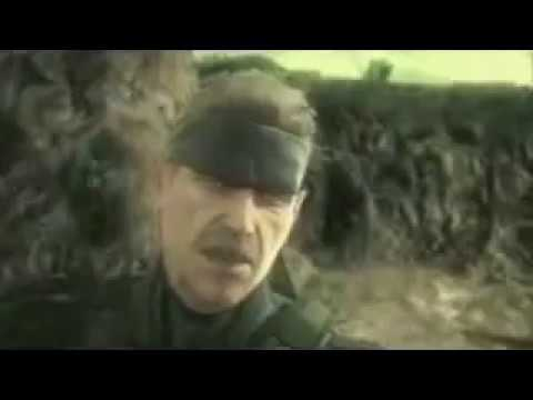 Japanese TV Commercials [3253] Metal Gear Solid 4 - Guns of the Patriots メタルギアソリッド4 ガンズ・オブ・ザ・パトリオット