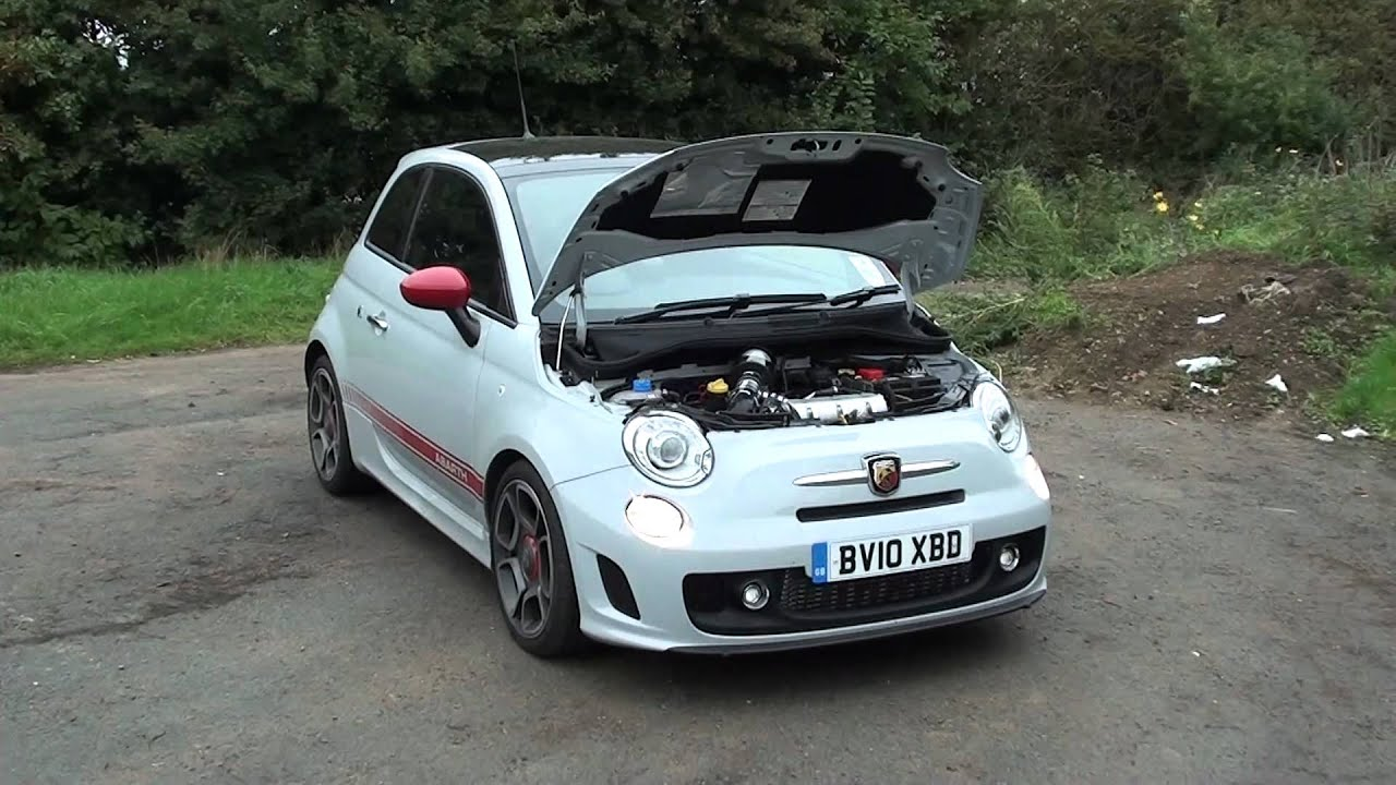 Forge Motorsport Fiat 500 Abarth Dump Valve Bov Amp Intake
