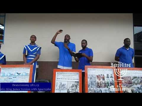 The Wages of sin is death! Israelites in Trinidad and Tobago