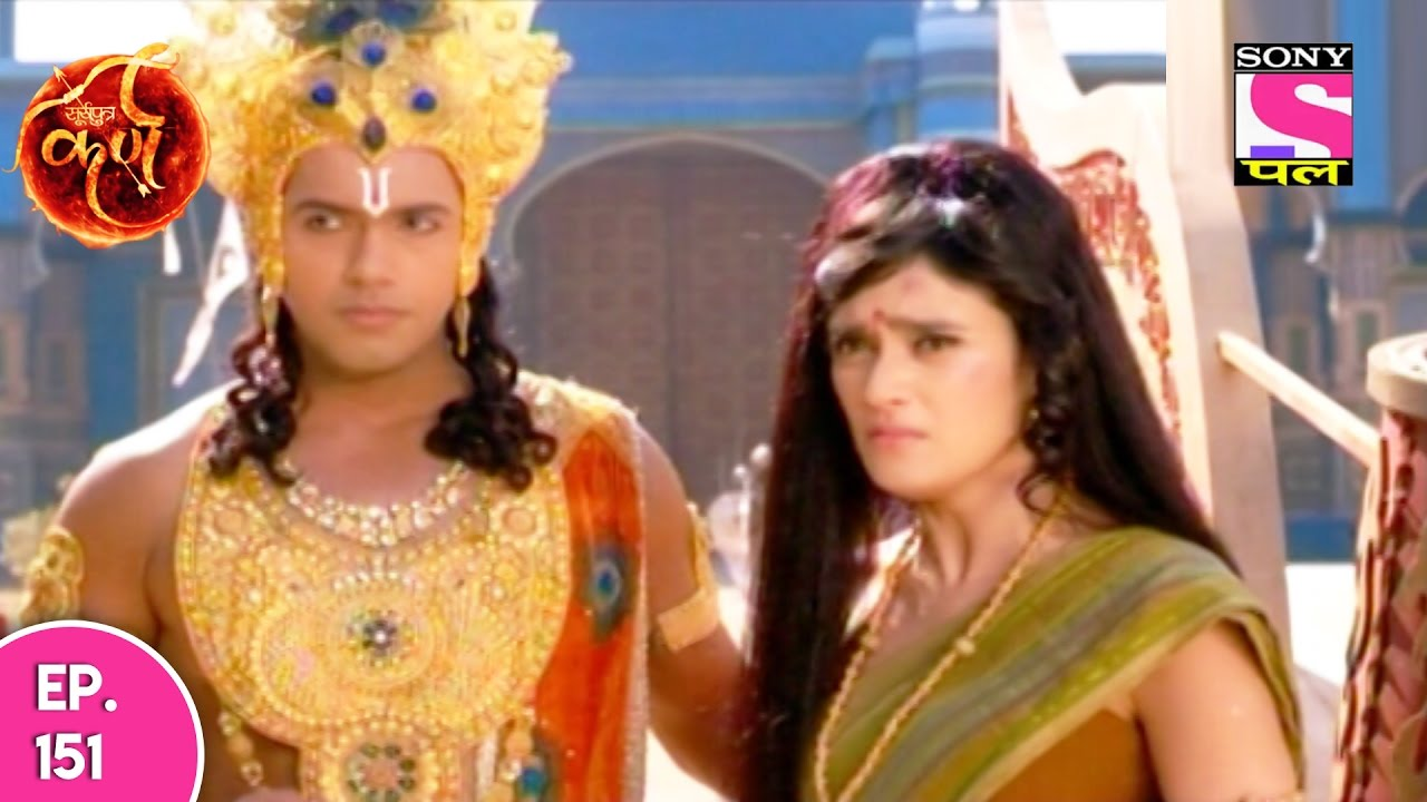 Download Suryaputra Karn - सूर्यपुत्र कर्ण - Episode 151 - 11th January 2017