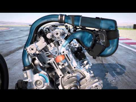2015 BMW M4 Coupe MotoGP safety car water injection system detailed