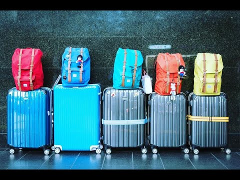Все о чемоданах с Votpusk108