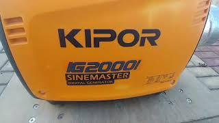 kipor ig2000i 무소음 발전기 키포 ig200…
