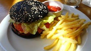 Czarny Hamburger I Inne Smaki Ukrainy. Nocleg W Środku Lasu - Gruzja Vlog 02
