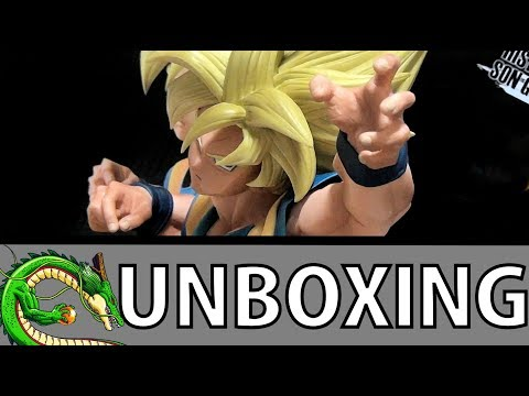 History of Son Goku, tout est dit ! UNBOXING Figurine Dragon Ball