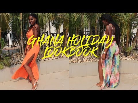 GHANA HOLIDAY LOOKBOOK || PRETTY LITTLE THING, MISSGUIDED, PRIMARK & MORE!