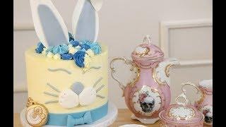 Alice White Rabbit Cake | Making Every Genre Delicious