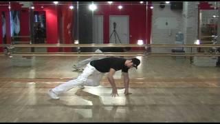 Брейк данс обучение. Урок 01. Breakdance footwork tutorial. Lesson 01