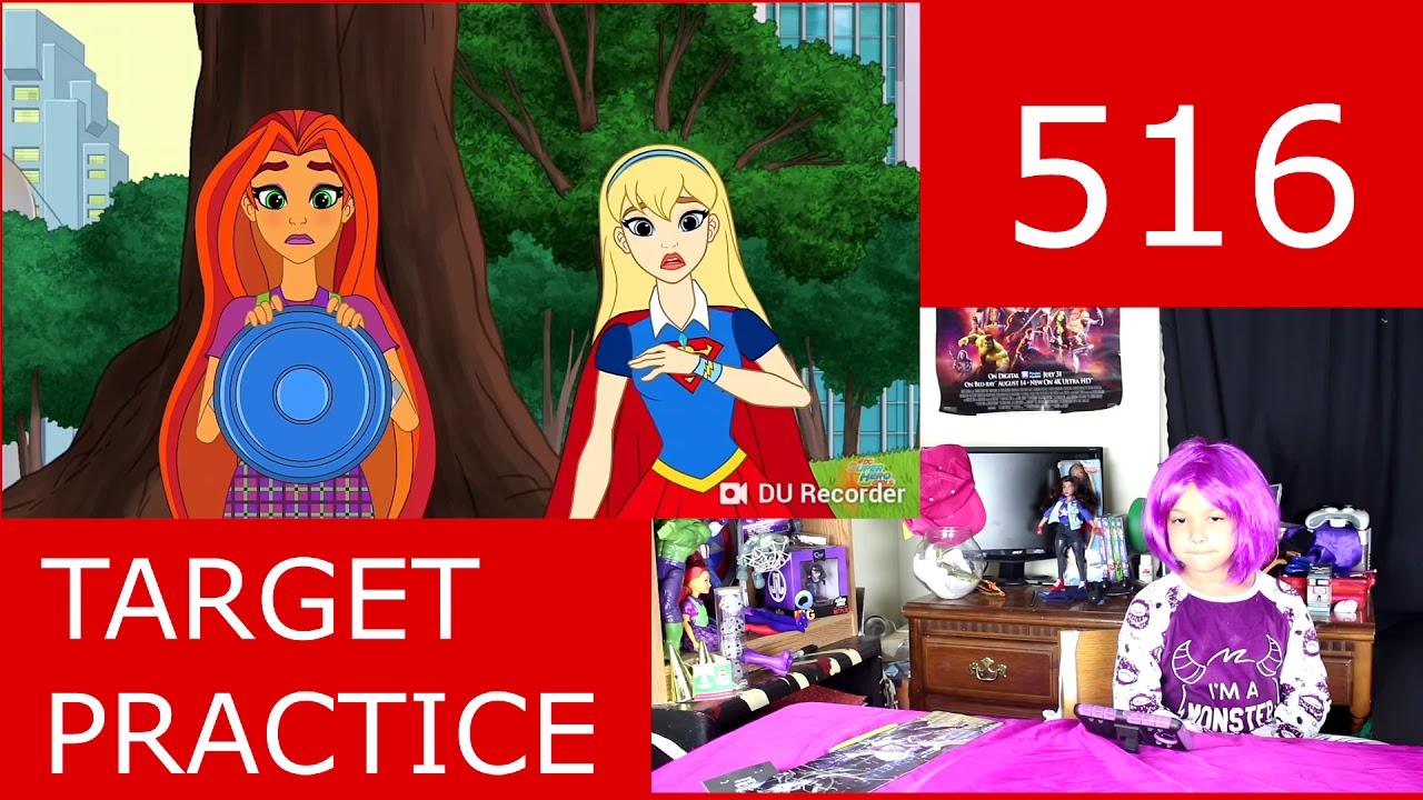 Download Target Practice | 516 | DC Super Hero Girls Breakdown