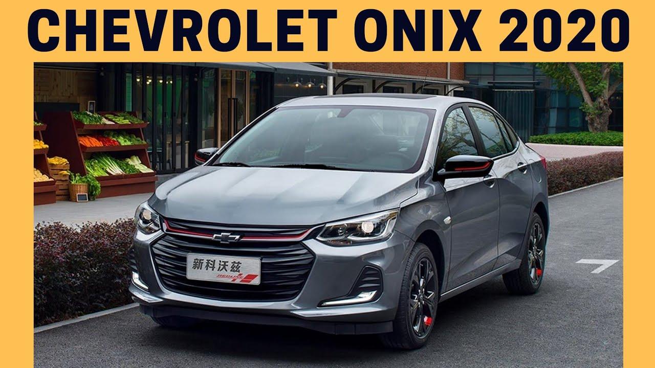 Chevrolet Onix 2020 Por Primera Vez En Mexico Motoren Mx Youtube
