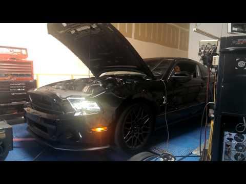 Monster Shelby GT500 GTX42/45R hybrid turbocharger