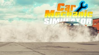 Es lebt!! - CAR MECHANIC SIMULATOR 2018 Part 17 | Lets Play
