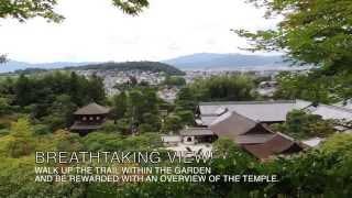MU Presents ... Japan in 60 Seconds: Ginkaku-Ji