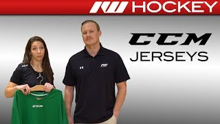 CCM 5000, 6000 & 8000 Hockey Jersey Insight