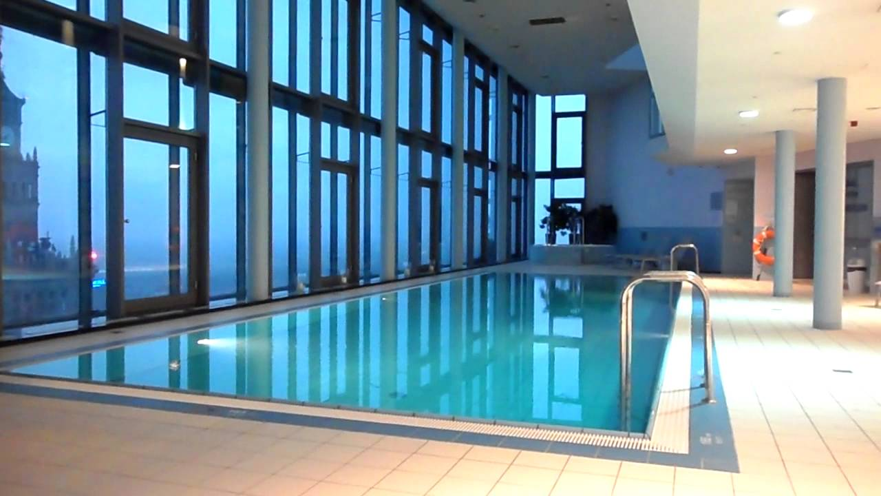 Intercontinental Hotel Warsaw Poland   Swimming Pool With