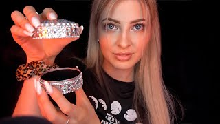 ASMR • SLOW VS FAST TRIGGER FOR RELAXATION! 🤯 • NO TALKING WITH ASMR JANINA 😴